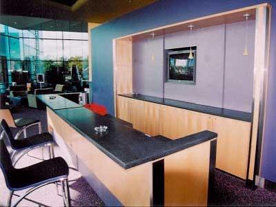 Ron Metts Construction Custom Designs. Astounding Bar Front ...
